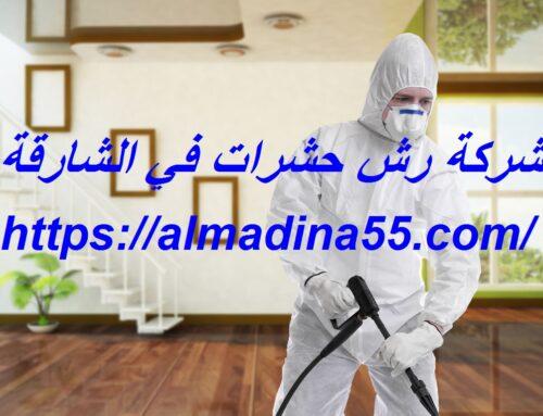 شركة رش حشرات في الشارقة |0526018454| مكافحة الحشرات